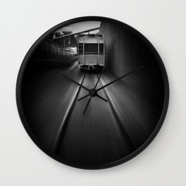 the pursuit Wall Clock