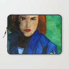 Agent Scully FBI Laptop Sleeve