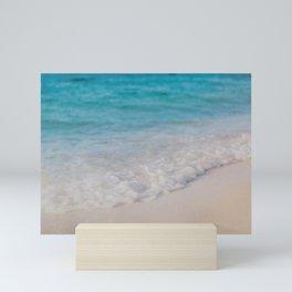 Beach01 Mini Art Print