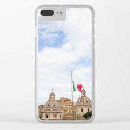Sulpicia I Clear iPhone Case