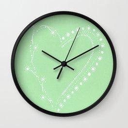 jg Wall Clock