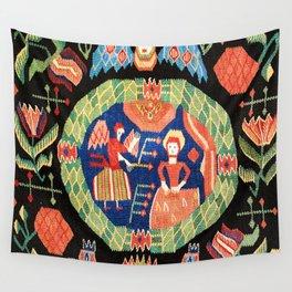 Agedyna Swedish Skåne Angel Carriage Cushion Print Wall Tapestry
