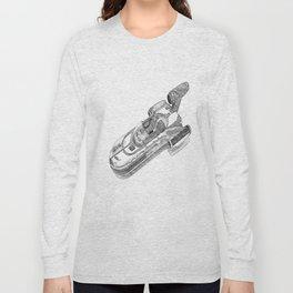 I Like To Go Fast! Long Sleeve T-shirt