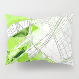 Don´t Look Down Two Pillow Sham