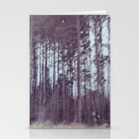 forrest Stationery Cards featuring Forrest by Anthony Londer
