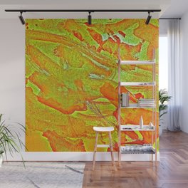 Bloody-Nature Abstract Wall Mural