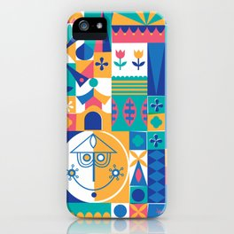 Good-bye, adios, ch'ao, adeus, dosvidania, shalom... iPhone Case