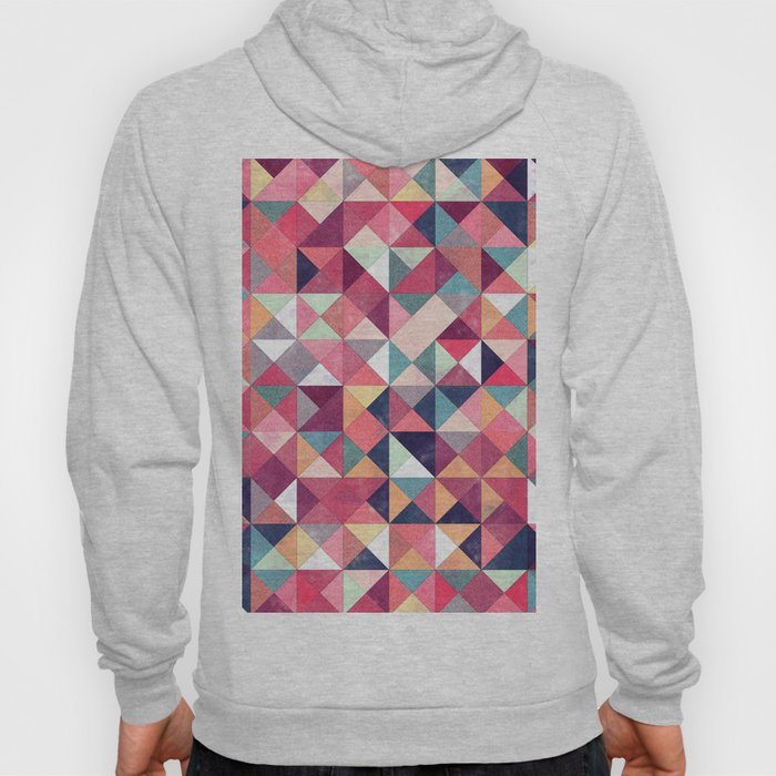 Lovely Geometric Background Hoody