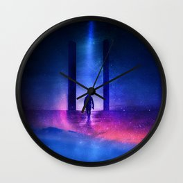 The End of Eternity Wall Clock