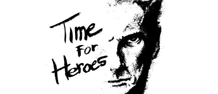 Time for Heroes Coffee Mug