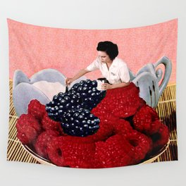 Berry-gate Wall Tapestry