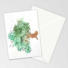 Thank You Tree Stationery Cards