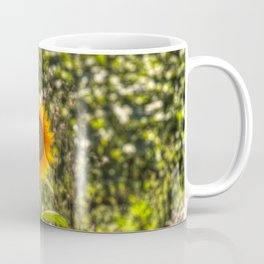 The Lonesome Sunflower Coffee Mug