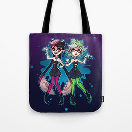 Callie and Marie Tote Bag
