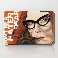 coven iPad Cases featuring Myrtle Snow || Don't be a hater, dear (from American Horror Story: Coven) by PandaToyz