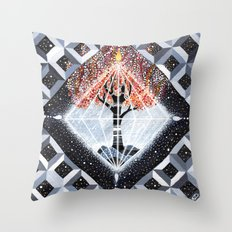 The Only Tree Throw Pillow