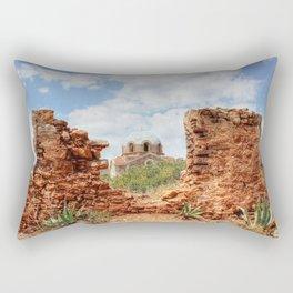 Ekklisia Agios Ioannis Prodromos Rectangular Pillow
