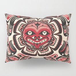 Sisiutl - The Two Headed Serpent Pillow Sham