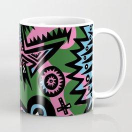 Soul Of The Dream Desert - Medicine Man (Pink Edition) Coffee Mug