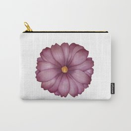 Magenta Daisy Carry-All Pouch