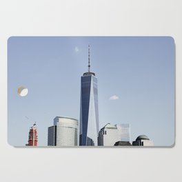 Sky Reach - World Trade Center - NYC Cutting Board