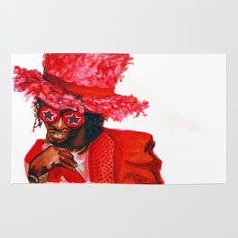 Bootsy Collins Rug
