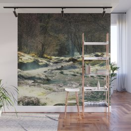 Exuberant Existence Wall Mural