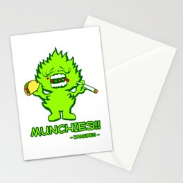 Munchies Stationery Cards
