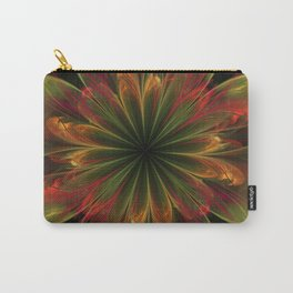 Moody fall abstract Carry-All Pouch