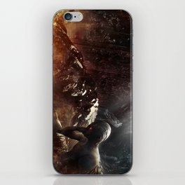 At Hell's Gate iPhone Skin