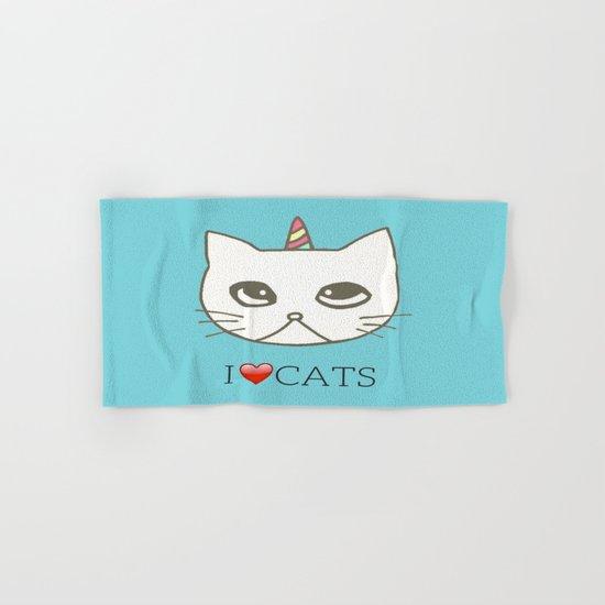 cat-397 Hand & Bath Towel