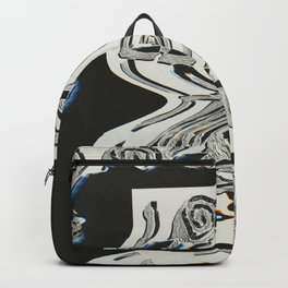 Lost Loop (Glitch ver.) Backpack