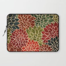 Floral Abstract 7 Laptop Sleeve