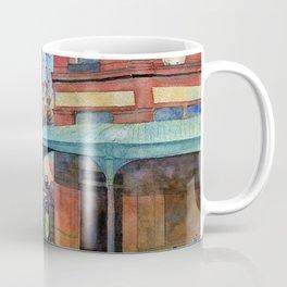 Brunswick corner cafe, Melbourne Victoria Coffee Mug