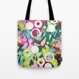 floral two. Tote Bag