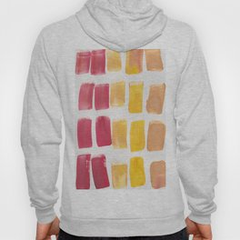 14 | 190321 Watercolour Abstract Painting Hoody