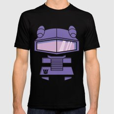 Transformers - Shockwave Mens Fitted Tee MEDIUM Black