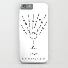 LOVE by ISHISHA PROJECT iPhone 6s Slim Case