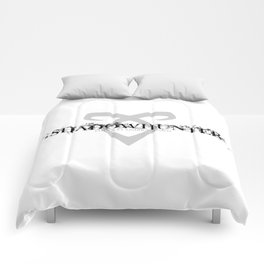 Dust and Shadow Comforters