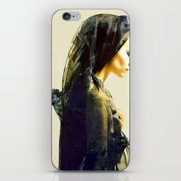 The carrier of ravens iPhone Skin