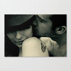 Let's Elope [self] Canvas Print