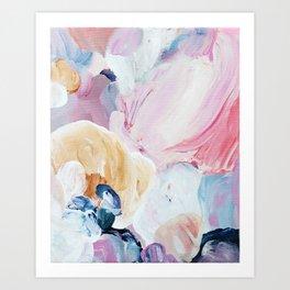 Returning II Abstract Painting  Art Print