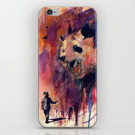 Out to Play iPhone Skin