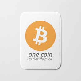 Bitcoin : one coin to rule them all Bath Mat