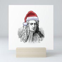 Newtonmas Mini Art Print