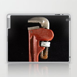 Pipe Wrench-1 Laptop & iPad Skin