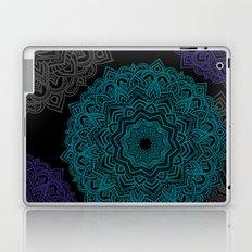 My Spirit Mandhala | Secret Geometry Laptop & iPad Skin