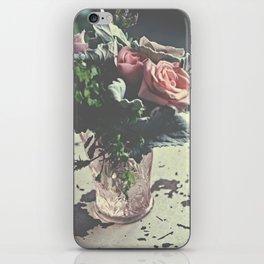 euphoric flowers  iPhone Skin