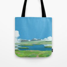 The Red Dial Tote Bag