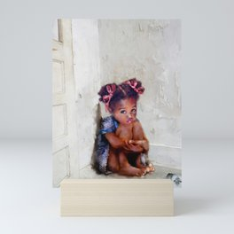 Sugar on the Floor Mini Art Print